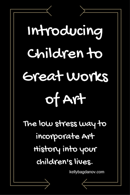 Introducing Children to Art