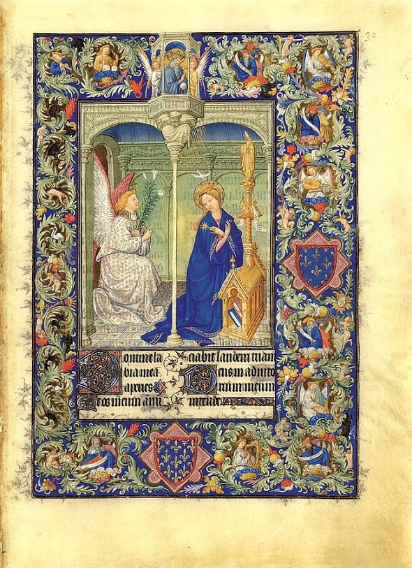 The Limbourg Brother's Book of Hours
