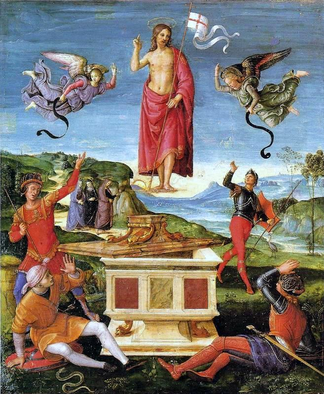 Raphael - The Resurrection of Christ