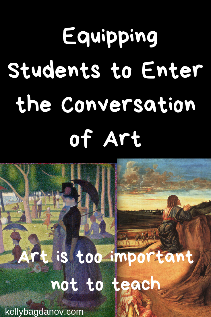 The Conversation That Is Art