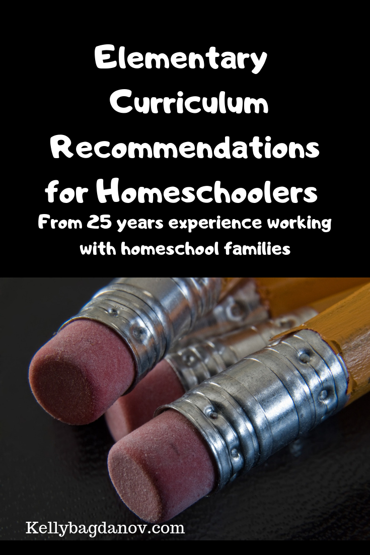 Great help to removing the overwhelm from choosing curriculum! #kellybagdanov #homeschooling #elementarycurriculumrecommendation #homeschoolers #homeschoolcurriculum #howtochoosecurriculum